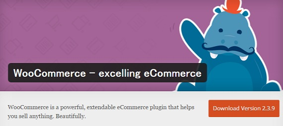 WordPress › WooCommerce - excelling eCommerce « WordPress Plugins